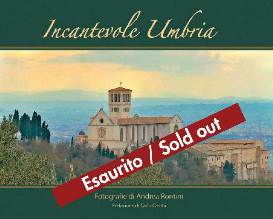 libro Umbria Rontini