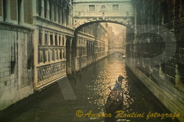 Cod.VE-10 Venezia - Ponte dei Sospiri-0