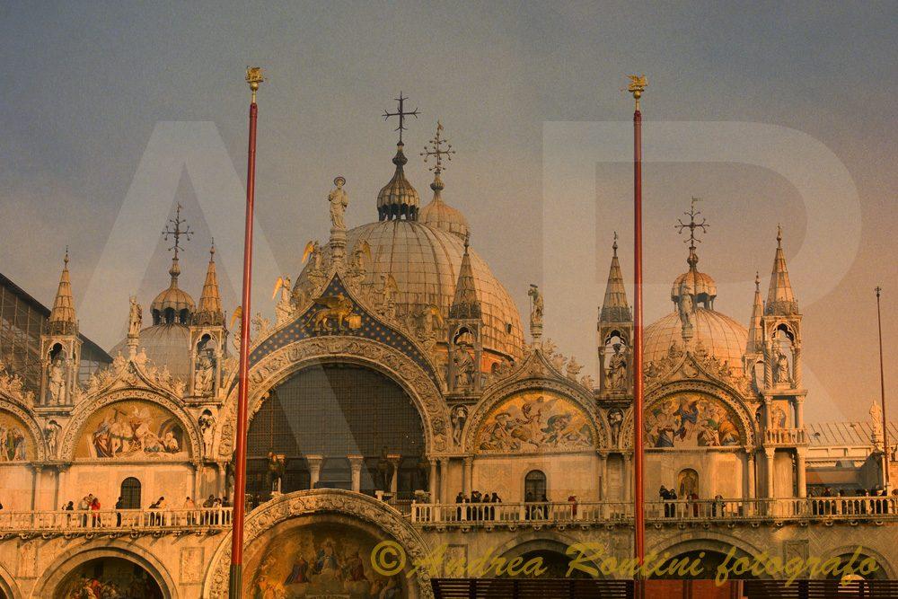 Cod.VE-20 Venezia - Basilica di S.Marco-0