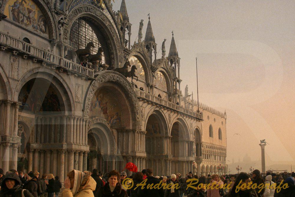 Cod.VE-21 Venezia - Basilica di S.Marco-0