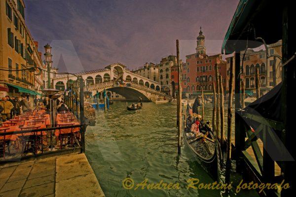 Cod.VE-24 Venezia - Ponte di Rialto-0