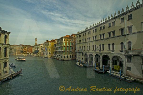 Cod.VE-25 Venezia - Canal Grande-0